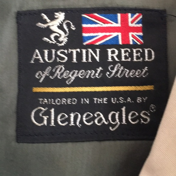 Austin Reed Of Regent Street Jackets Coats Austin Reed Mens Vintage Trench Coat Poshmark